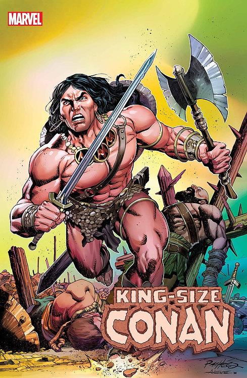 KING-SIZE CONAN #1 PACHECO VAR (12/23/2020)