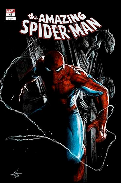 AMAZING SPIDER-MAN #48 GABRIELE DELLOTTO EXCLUSIVE