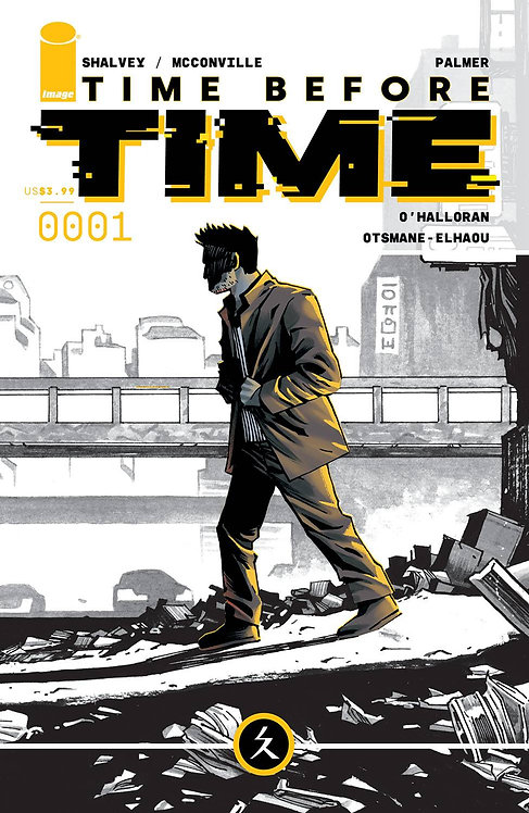 TIME BEFORE TIME #1 CVR A SHALVEY (MR) (05/12/21)