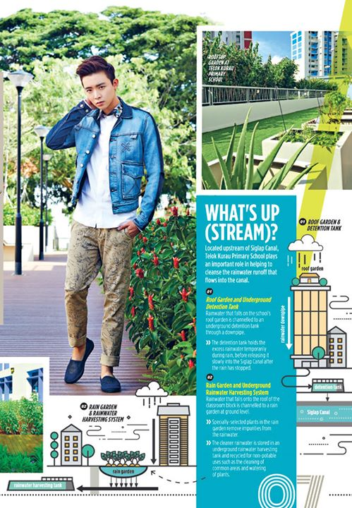 PURE Magazine Featuring Aloysius Pang