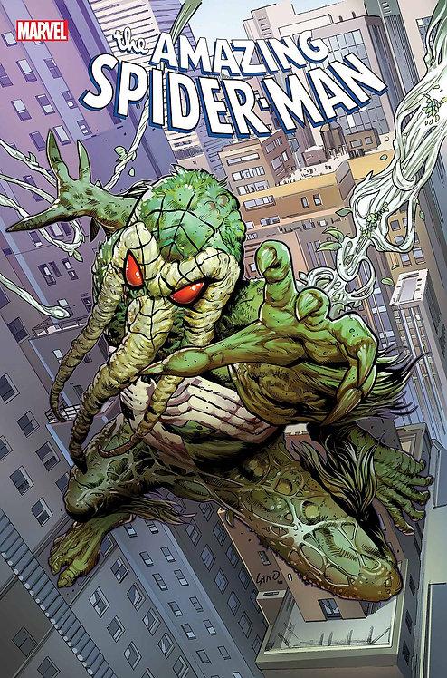 AMAZING SPIDER-MAN #62 LAND SPIDER-MAN-THING VAR (03/24/21)
