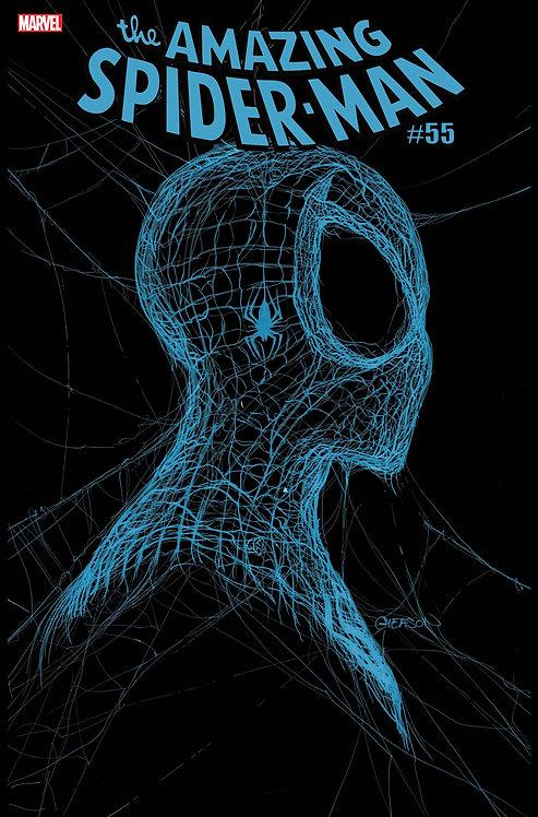AMAZING SPIDER-MAN #55 3ND PRINT