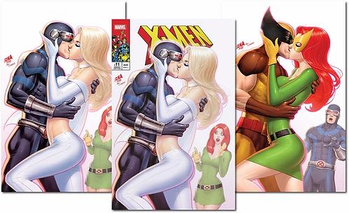 X-MEN #11 DAVID NAKAYAMA EXCLUSIVE (08/26/2020)