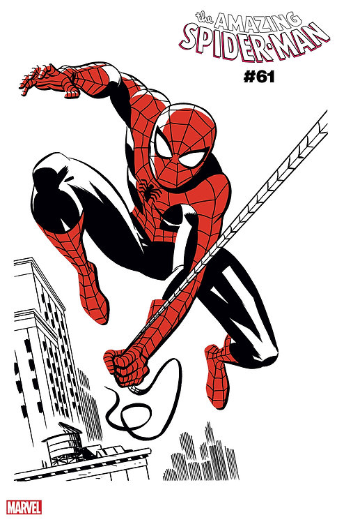 AMAZING SPIDER-MAN #61 MICHAEL CHO SPIDER-MAN TWO-TONE VAR (03/10/21)