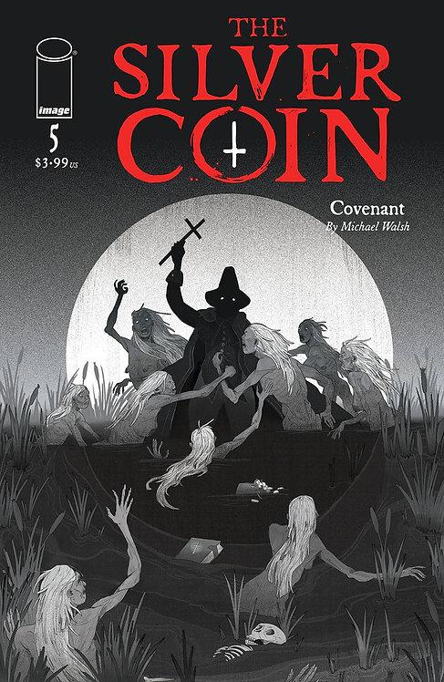 SILVER COIN #5 CVR B MCKIBBIN (MR)