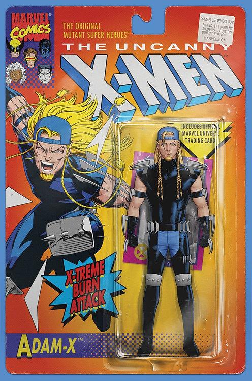 X-MEN LEGENDS #2 CHRISTOPHER ACTION FIGURE VAR (03/31/21)