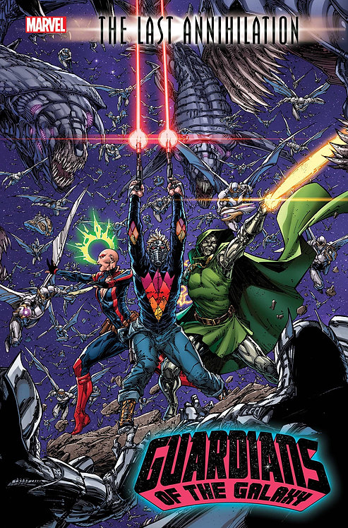 GUARDIANS OF THE GALAXY #17 ANHL
