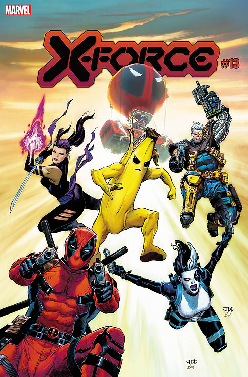 X-FORCE #13 CASSARA FORTNITE VAR XOS