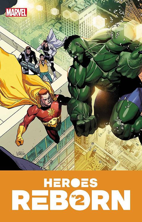 HEROES REBORN #2 (OF 7) (05/12/21)