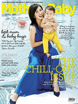 Mother & Baby Singapore NOV 2014
