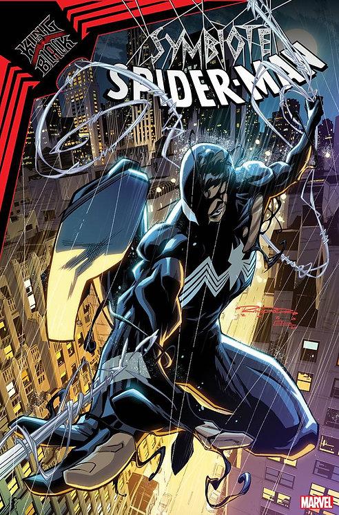 SYMBIOTE SPIDER-MAN KING IN BLACK #1 RANDOLPH VAR