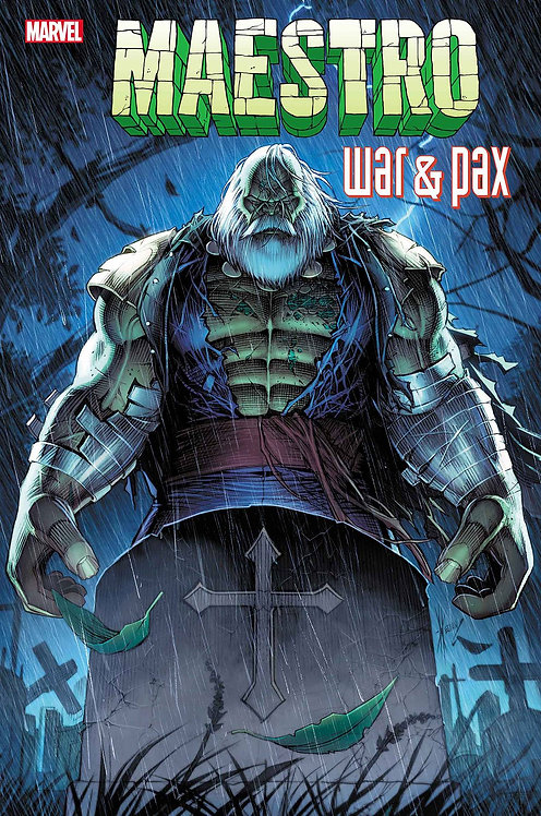 MAESTRO WAR AND PAX #3 (OF 5) (03/24/21)