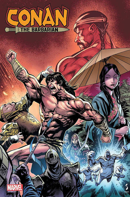 CONAN THE BARBARIAN #21 (05/12/21)