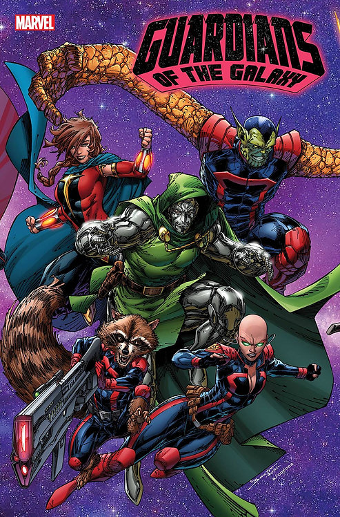 GUARDIANS OF THE GALAXY #14 (05/12/21)