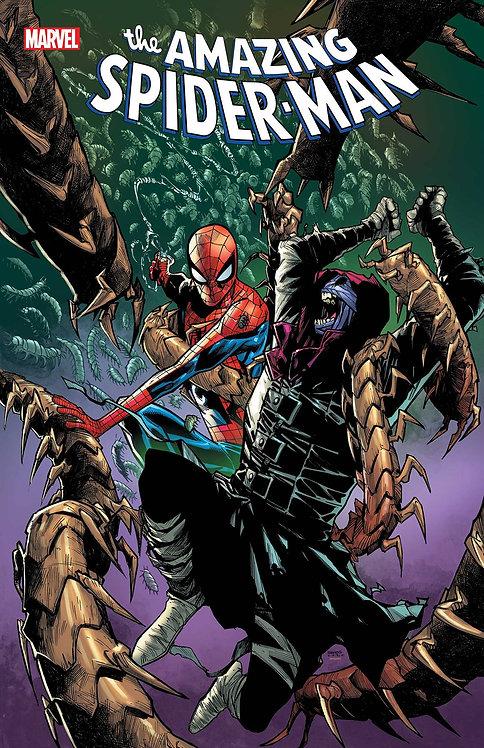 AMAZING SPIDER-MAN #53 RAMOS VAR LAST