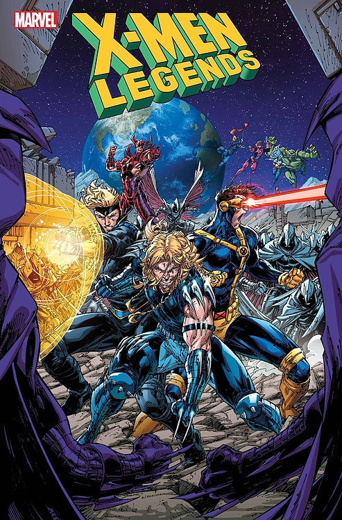 X-MEN LEGENDS #2 (03/31/21)