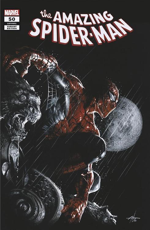 AMAZING SPIDER-MAN #50 GABRIELE DELLOTTO EXCLUSIVE