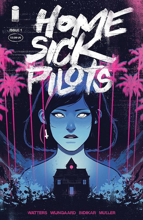 HOME SICK PILOTS #1 (MR) (12/09/2020)