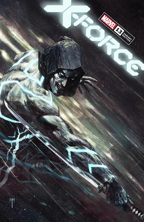 X-FORCE #13 MARCO MASTRAZZO EXCLUSIVE