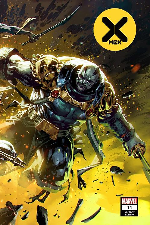 X-MEN #14 KAEL NGU EXCLUSIVE CONNECTING VAR (11/04/2020)