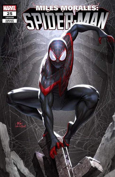 MILES MORALES: SPIDER-MAN #25 INHYUK LEE EXCLUSIVE