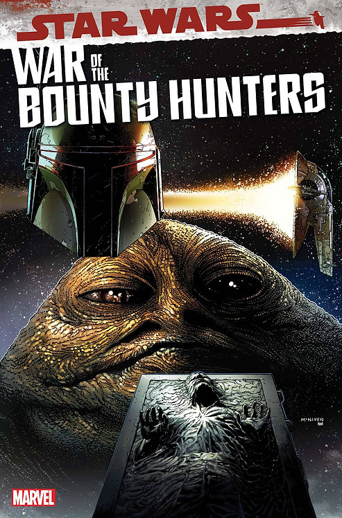 STAR WARS WAR BOUNTY HUNTERS #2 (OF 5) (07/14/2021)