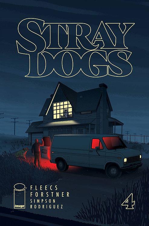 STRAY DOGS #4 CVR A FORSTNER & FLEECS (05/19/21)