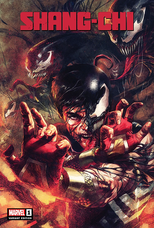 SHANG-CHI #01 MARCO MASTRAZZO EXCLUSIVE (09/30/20)
