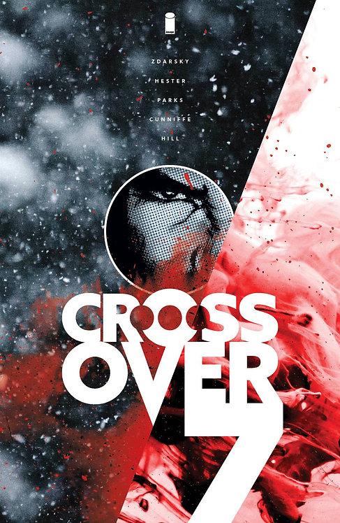 CROSSOVER #7 CVR D 50 COPY INCV HILL VAR