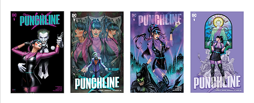 PUNCHLINE #01 EXCLUSIVE TRADE BUNDLE (11/10/2020)