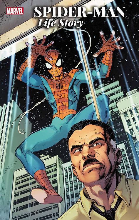 SPIDER-MAN LIFE STORY ANNUAL #1 BAGLEY VAR