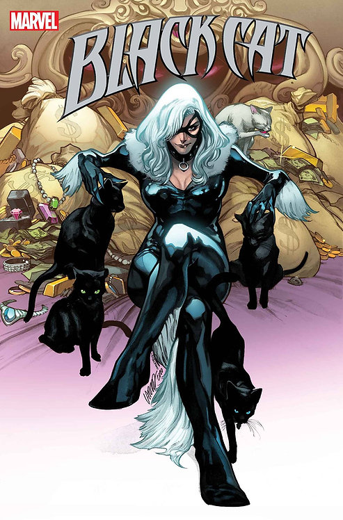 BLACK CAT #4 KIB