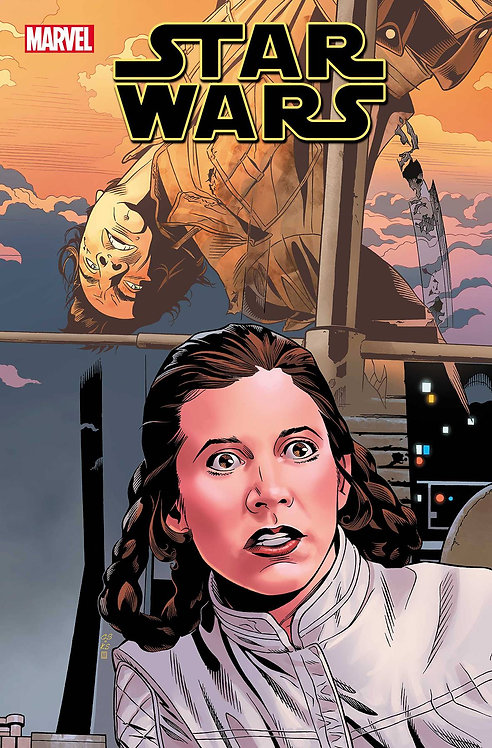 STAR WARS #13 SPROUSE EMPIRE STRIKES BACK VAR (05/12/21)