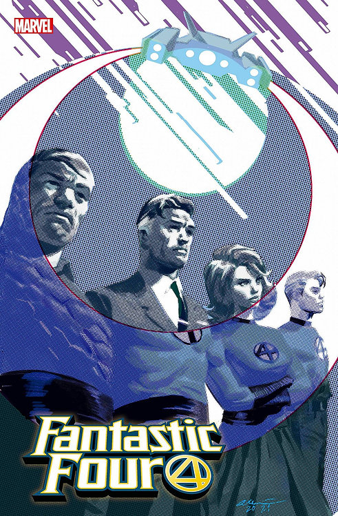 FANTASTIC FOUR LIFE STORY #1 (OF 6) (05/19/21)