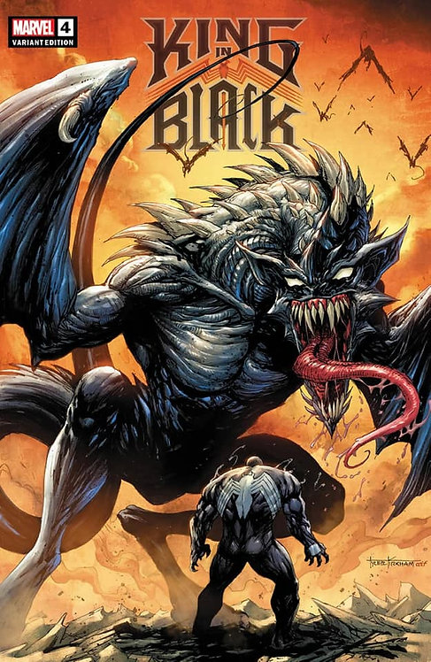 KING IN BLACK #4 (OF 5) TYLER KIRKHAM EXCLUSIVE VAR