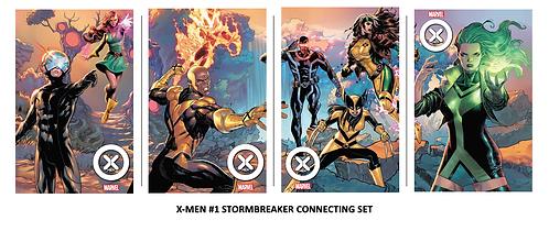 X-MEN #1 STORMBEAKER CONNECTING SET