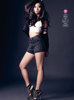 Sam Willows for FHM JULY 2015