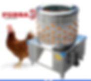Peladora de aves o gallinas