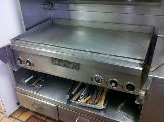 flat top grill repair