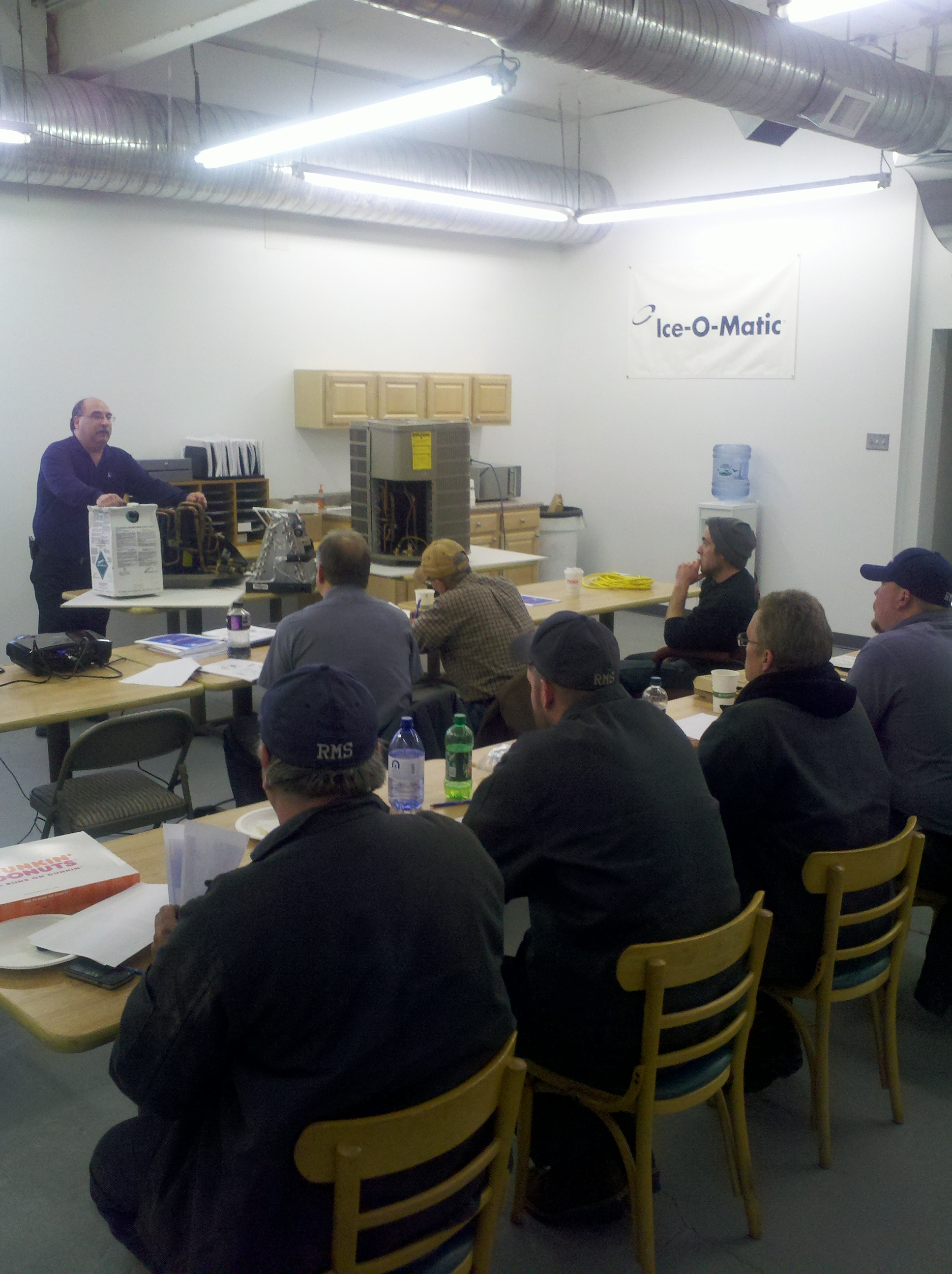 refrigeration training