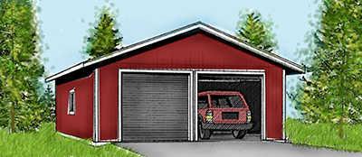 Fresno Garage