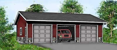 Santa Fe Garage