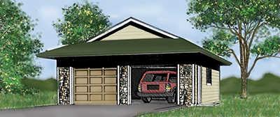 Mojave Garage