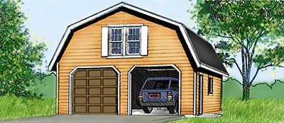Hechicera Garage