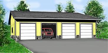 Amarillo Garage
