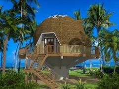 Dome Pedestal