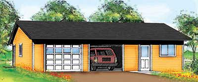 Cheverly Garage