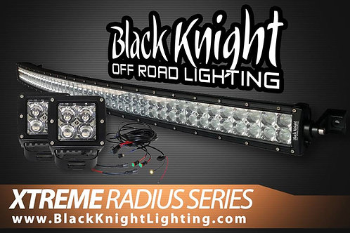 "Black Knight Friday SALE 50"" Radius Package Deal"