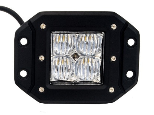 "3"" Xtreme Race Series ""Flush Mount"" Pod Light"