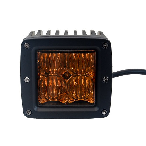 "Xtreme Series 3"" Amber Pod LED Light"